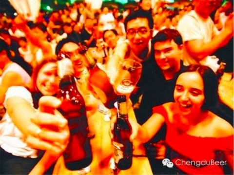 Dec. 20: Chengdu's 1st Craft Beer Run