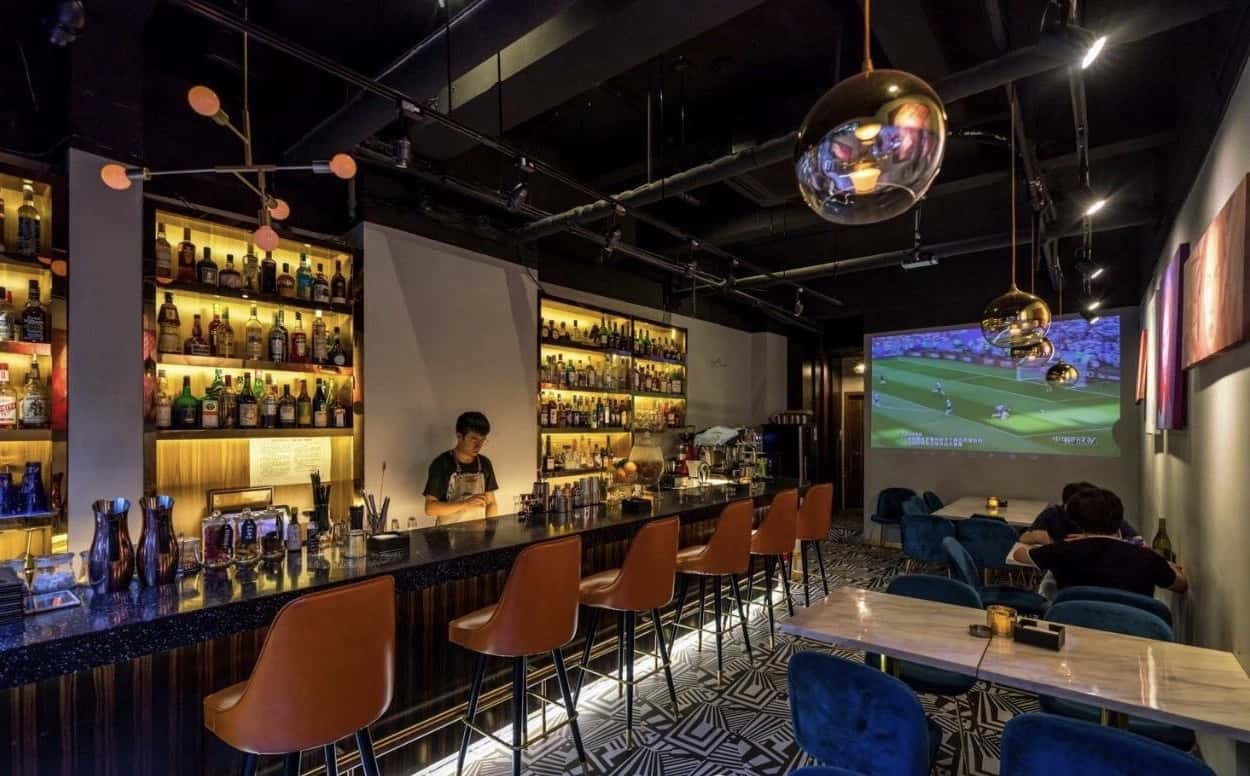 The Arthouse Bar and Restaurant 艺术西餐吧