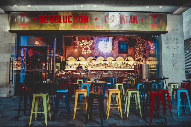 Revolucion Cocktail Chengdu 革命酒吧
