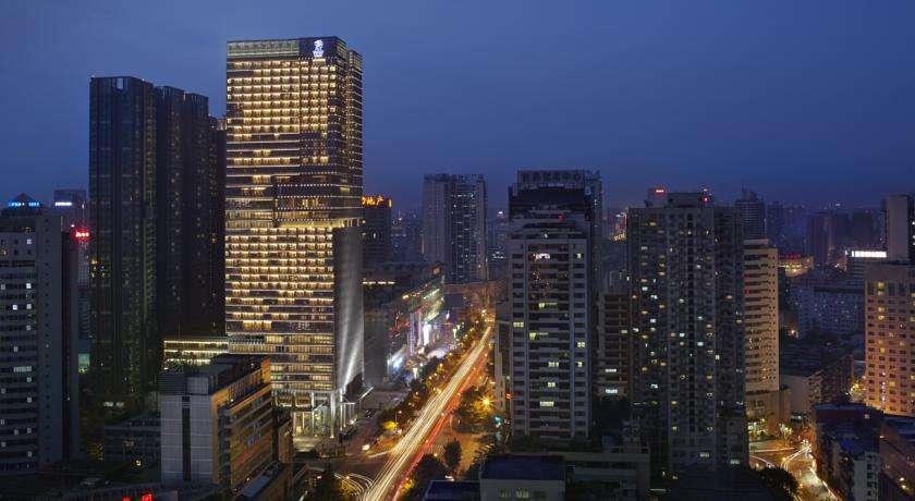The Ritz-Carlton, Chengdu 成都富力丽思卡尔顿酒店