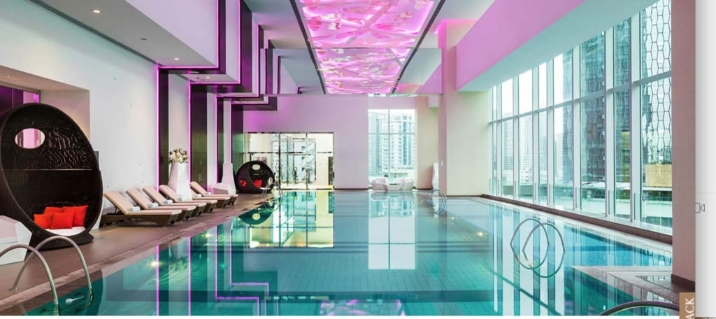The St. Regis Chengdu 成都瑞吉酒店