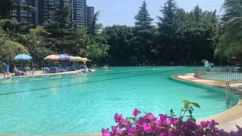 Chengdu Outdoor Swimming Pools