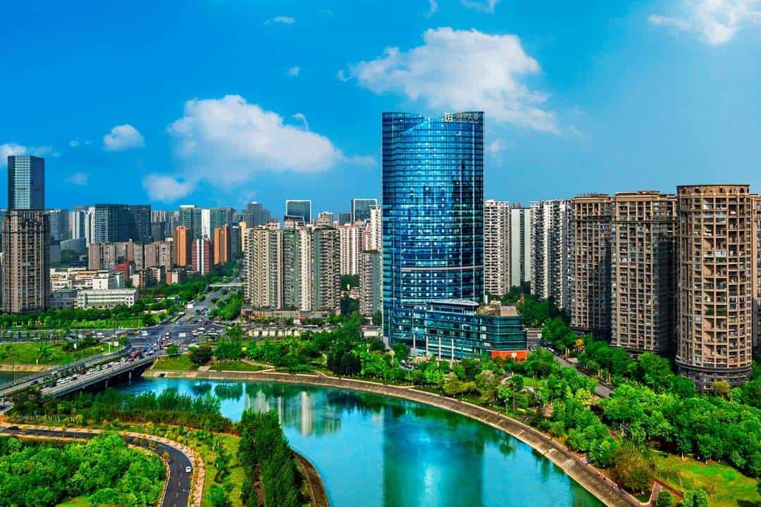 Minyoun Royal Chengdu Kehua Hotel 成都科华明宇豪雅饭店