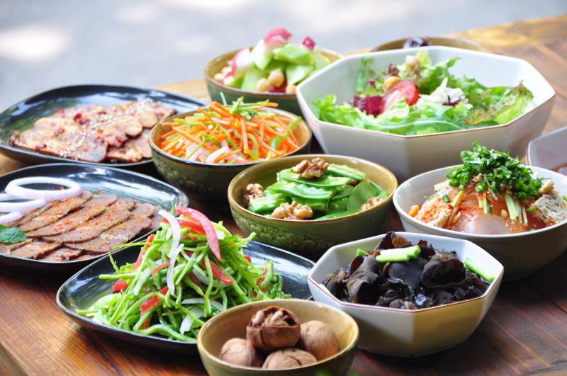 Spice Bazaar Xinjiang Cuisine香料集市新疆餐厅 Chengdu Expat