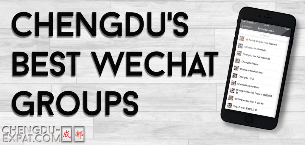 ChengdusBestWechatGroups