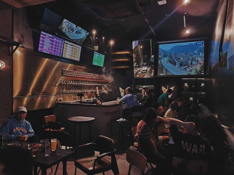 Honey & Malt Craft Beer Bar   Chengdu-Expat.com