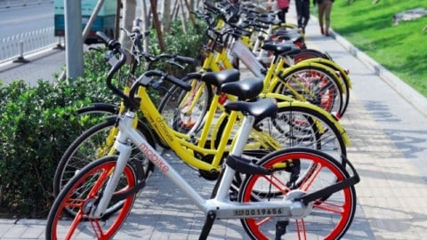 Bike-Sharing in Chengdu