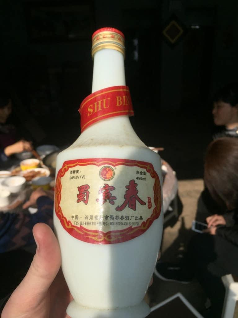 What Chengdu Eats on Chinese New Year | Baiju
