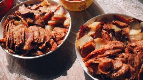 What Chengdu Eats on Chinese New Year