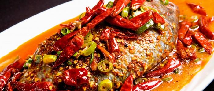 What Chengdu Eats on Chinese New Year | Fish