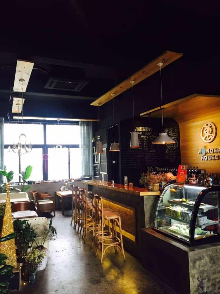 Wonderhouse Bar Cafe | Chengdu Expat
