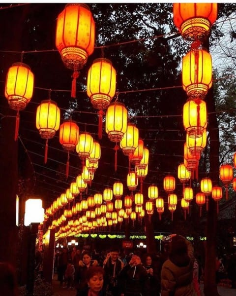 Paper lanterns ? @jecikahh_