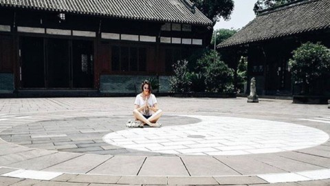 Yin and Yang – finding serenity ? @chiquitaaa88