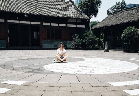 Yin and Yang – finding serenity ? @chiquitaaa88