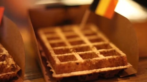 Deal of the Week – Mr. Waffle