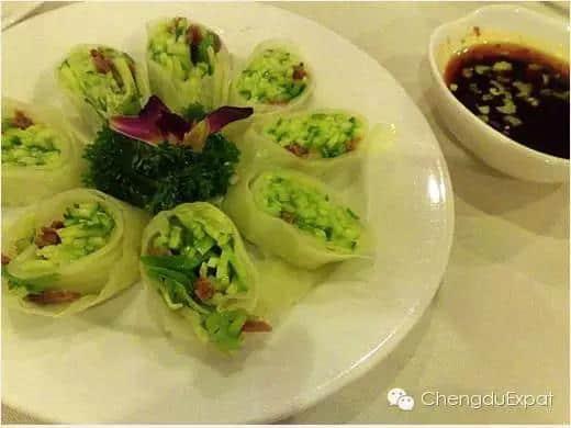 Qing Shui He Hua Shi Fang-Vegetarian Restaurant