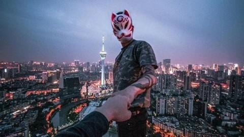 Chengdu from above ?@lamyock