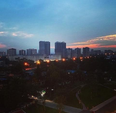 Chengdu sky ? @hunjunyi