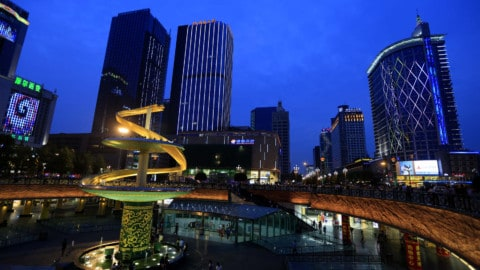 What's Happening in Chengdu? [July]