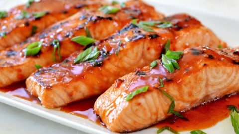 Deal of the Week – Organic Salmon