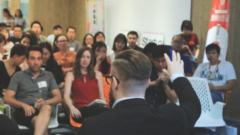Advice to Chengdu Startups – From Trevor Owens