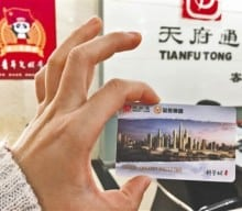 How to Buy and Top-up a Public Transport Card in Chengdu