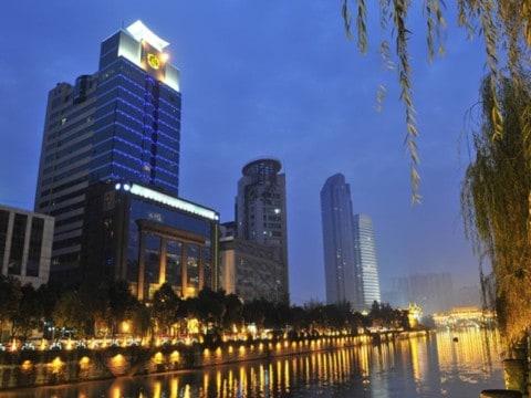 Hejiangting Hanwen Hotel 合江亭翰文大酒店