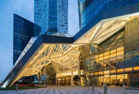 Hilton Chengdu Hotel