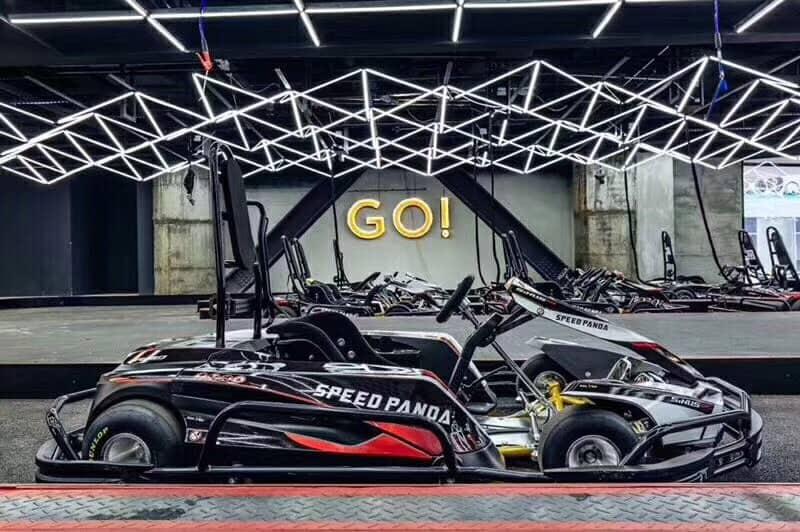 Speed Panda Go Karting Chengdu