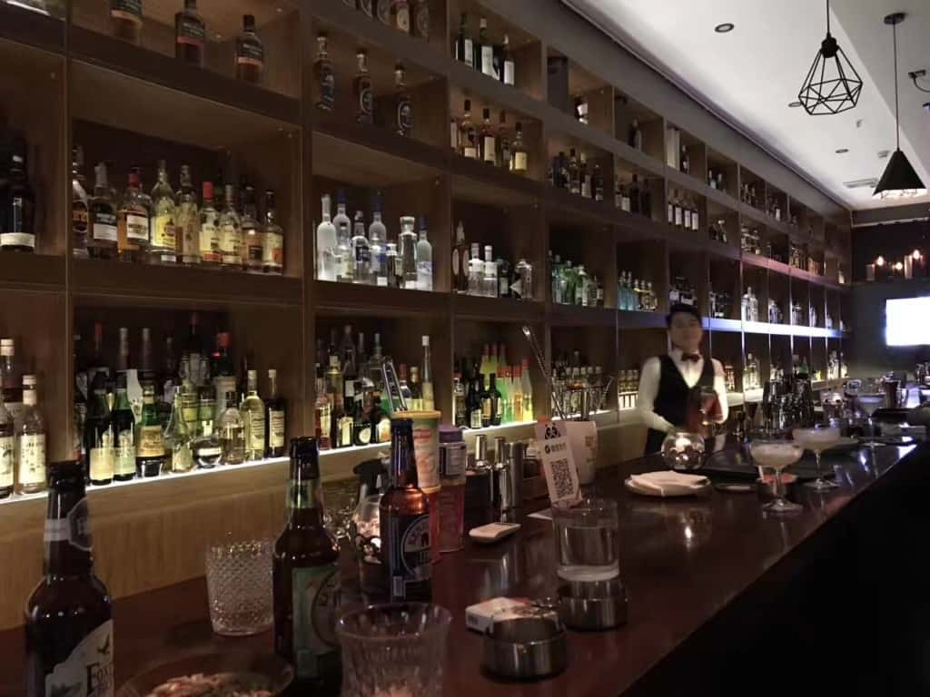 M&D Bar | Chengdu Expat