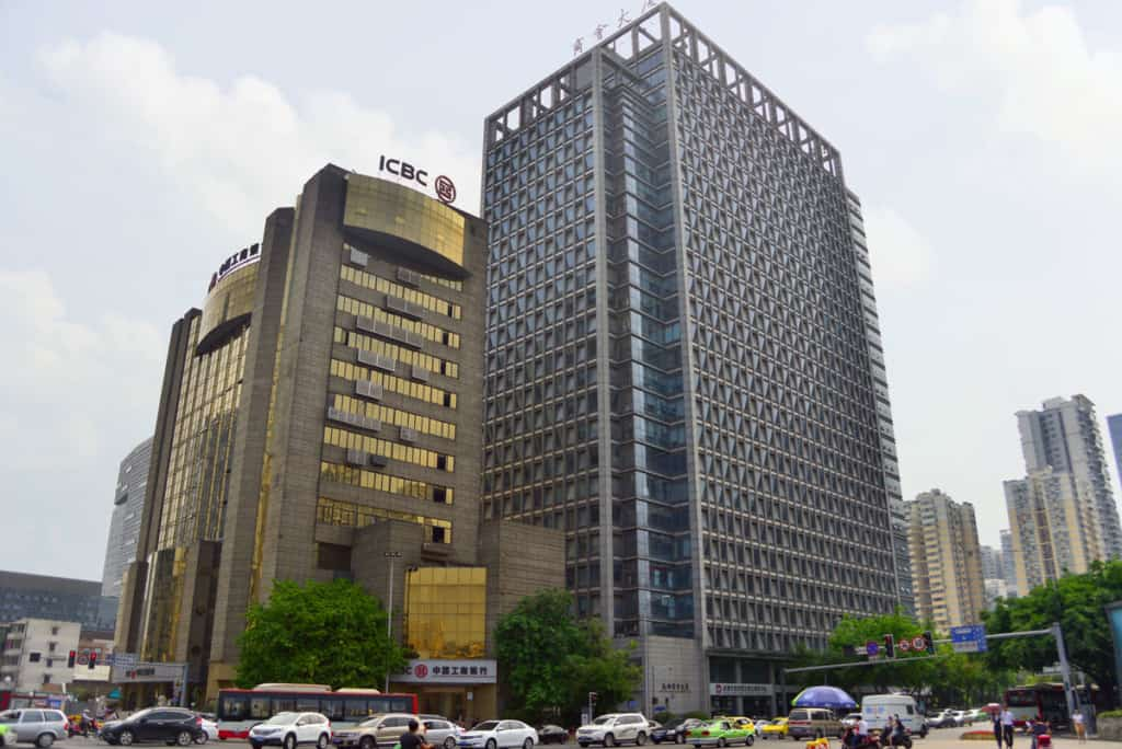 Chengdu Chamber of Commerce Tower | Chengdu Expat