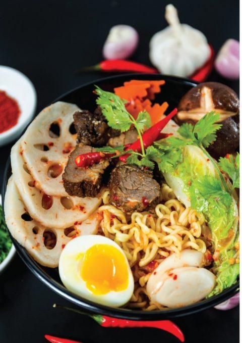Faai Asian Noodle Bar