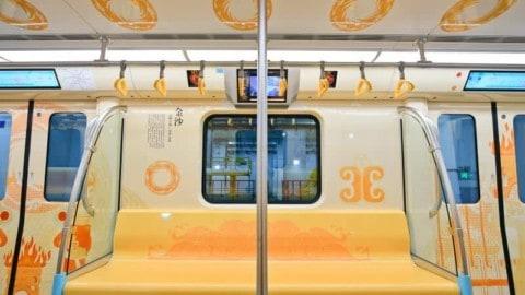 Chengdu Metro Line 7 Open
