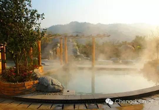 Zhougong Mountain Spa