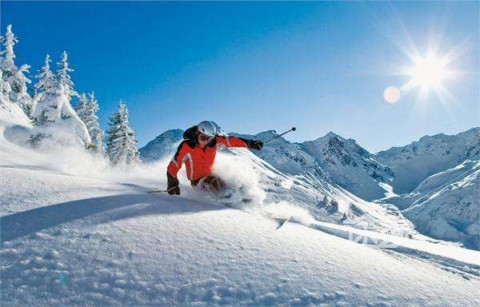 Places to Ski in and around Chengdu