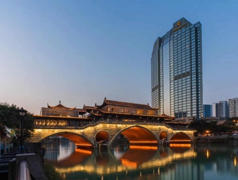 The Bridge – Bar Opens on Chengdu Landmark