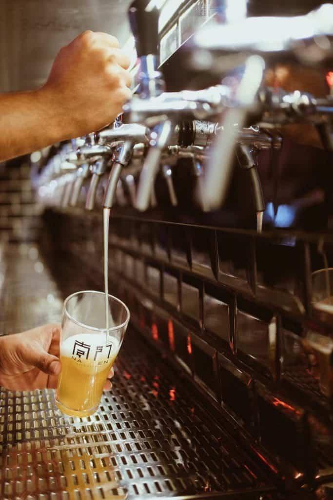Nanmen Brewery Bar Chengdu Expat