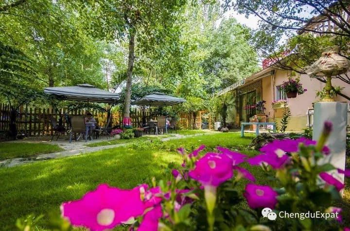 Flower Town - Chengdu Expat