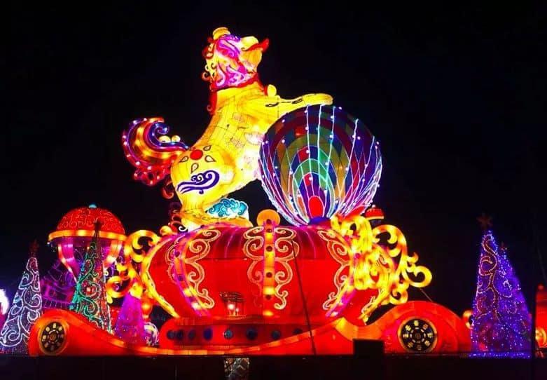 Lantern Festivals in and around Chengdu - Chengdu Expat 3