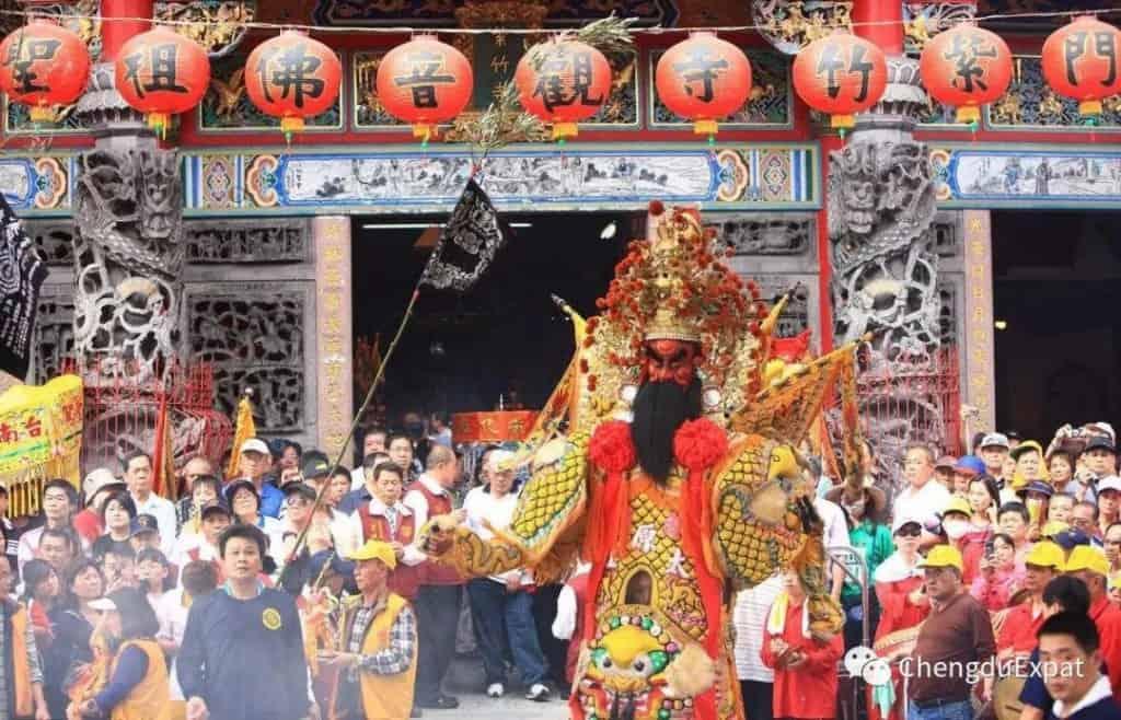 Lantern Festivals in and around Chengdu - Chengdu Expat 8