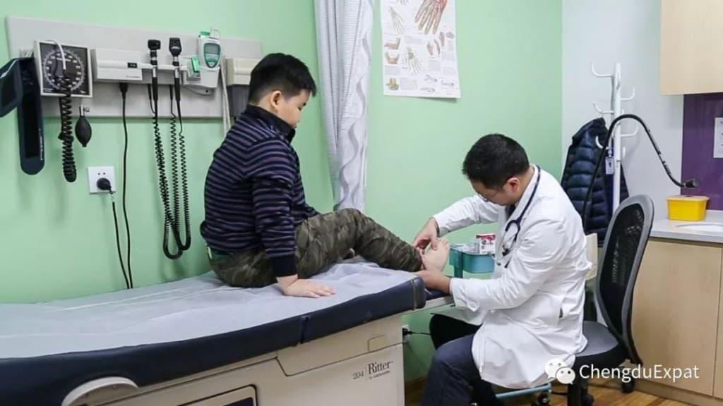 Family Healthcare in Chengdu 02