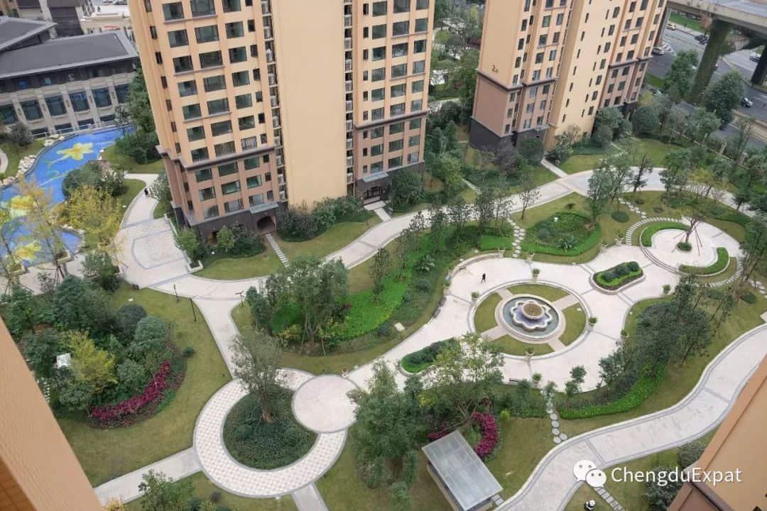 For Rent- 3 Bedroom Apartment 01 Chengdu Expat