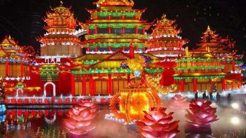 Lantern Festivals in and around Chengdu