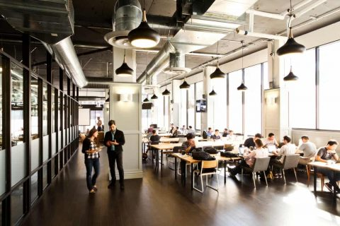Co-working spaces in Chengdu