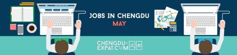 Jobs in Chengdu | May
