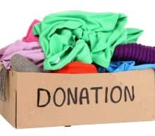 How To Donate Used Clothes in Chengdu