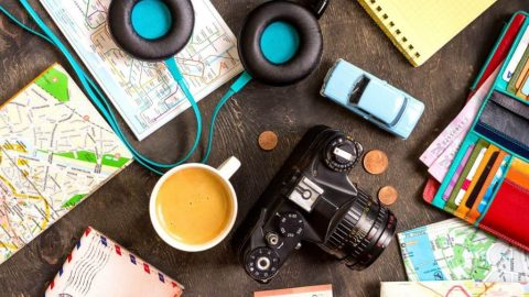 JOB: Host of Travel Reality Shows
