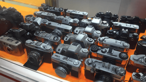 Buying and Developing Film in Chengdu