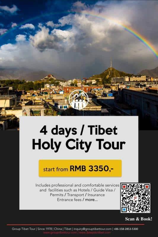 Summer Getaway Lhasa | Chengdu Expat