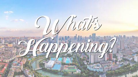 Whats Happening in Chengdu: Summer